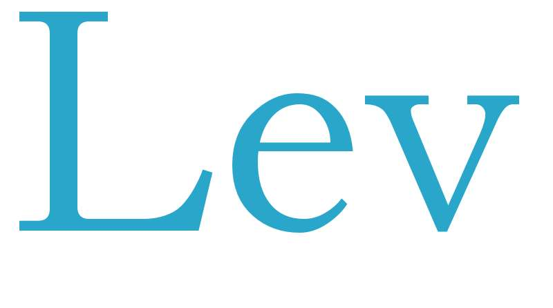 Lev - boys name