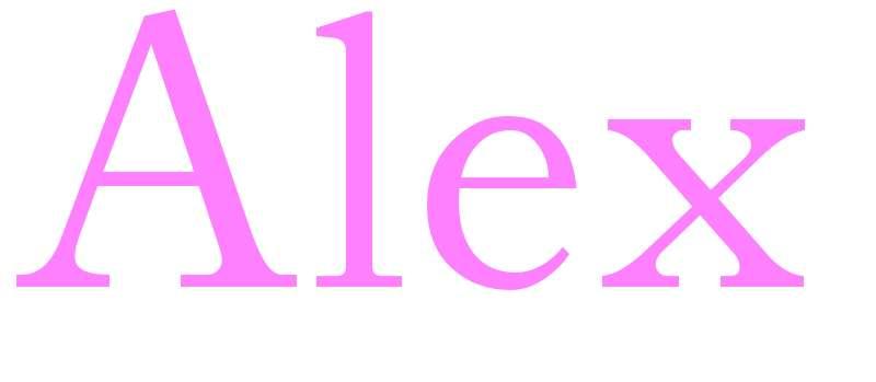 Alex   Girls name   UK Baby Names