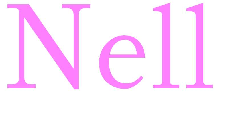 Nell - girls name